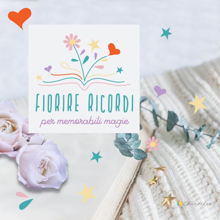 Fiorire Ricordi logo by Chiaridee