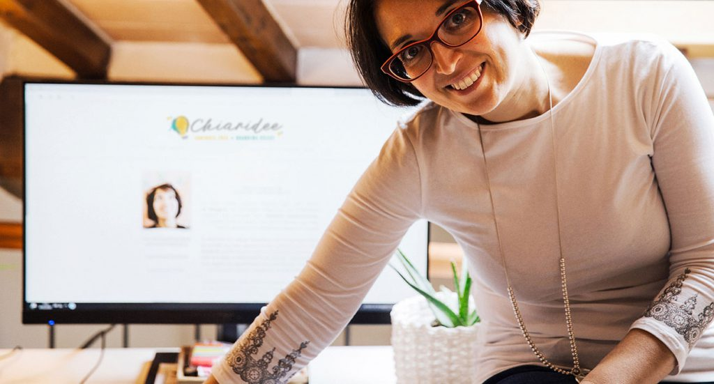 Chiara Elisa Serluca - Graphic Designer