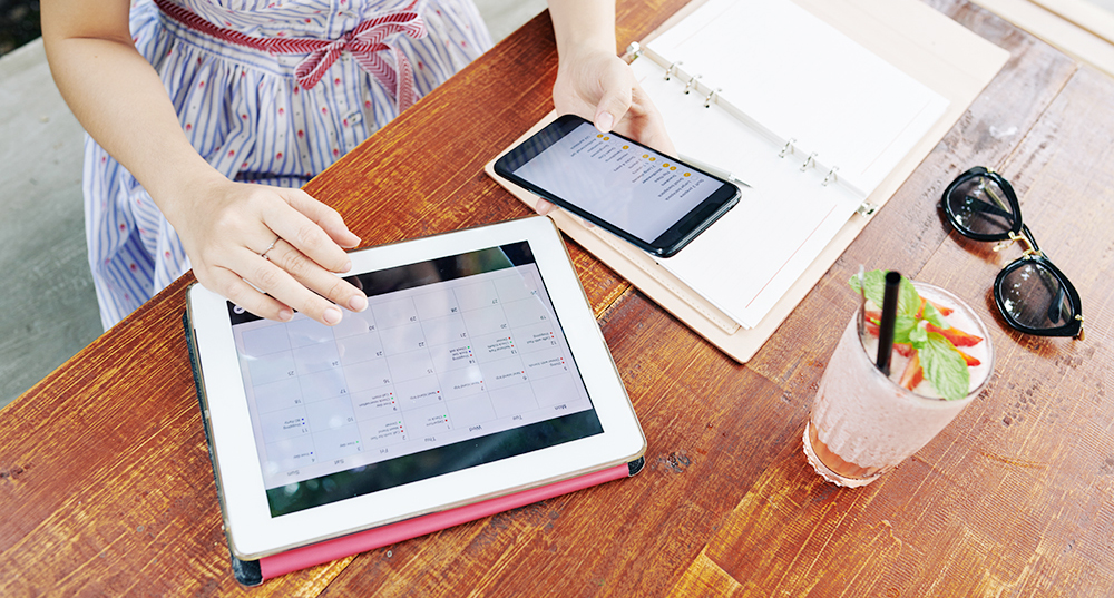 planning digitale chiaridee