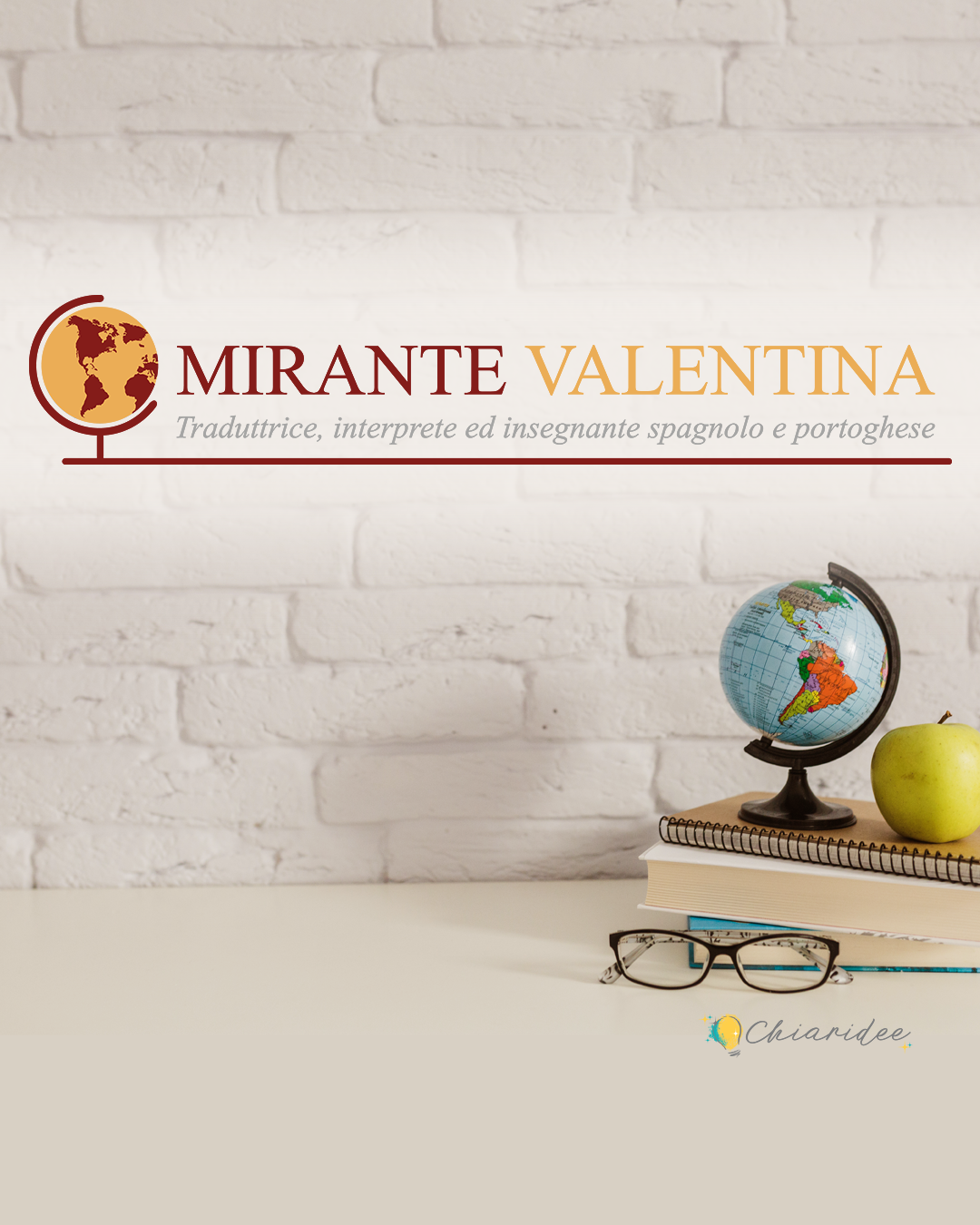 Mirante Valentina traduttrice logo